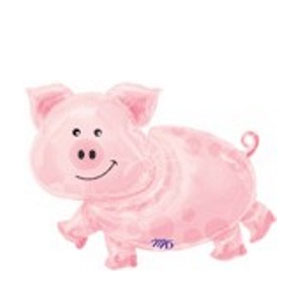 Pig Balloon- 35in