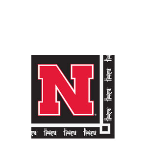 Nebraska Beverage Napkins