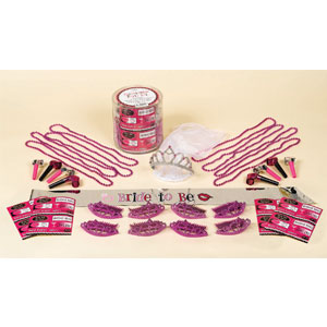 Bachelorette Wearable Party Kit- 34pc