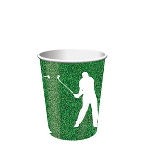 Golf 9 oz. Cups