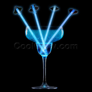 Glow Stir Sticks - Blue