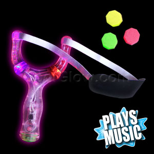 LED Slingshot with Sound