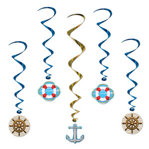 Cruise Ship Whirls- 5ct