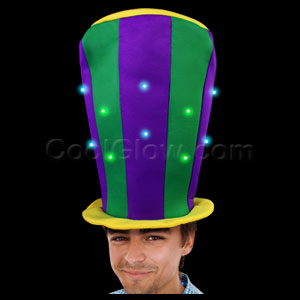 LED Stove Top Hat
