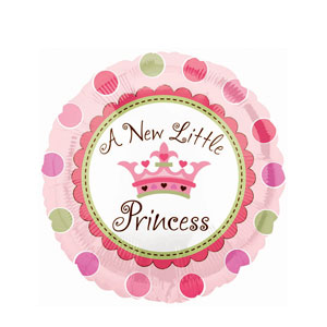 Little Princess Balloon - 18 Inch