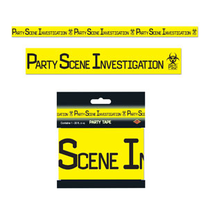 Party Scene Investigation Party Tape