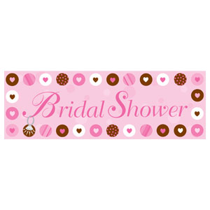 Bride to Be Shower Banner