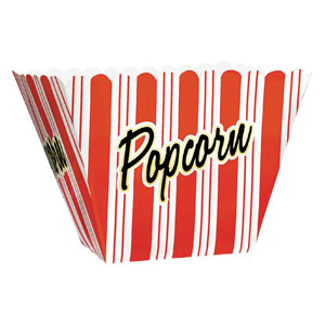 Movie Popcorn Bowl- 9in