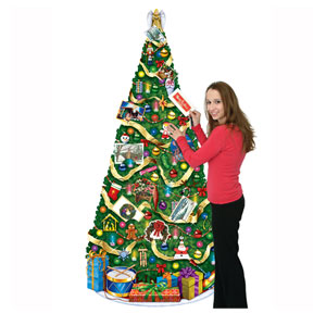 Christmas Tree Cutout - 6ft