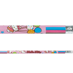Hello Kitty Pencils- 12ct