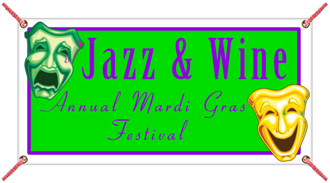 Green Theatre Masks - Custom Banner