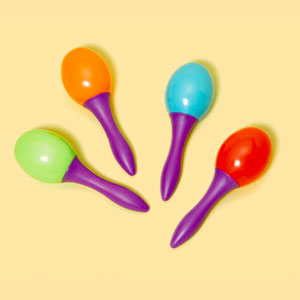 Maraca Favors- 4ct