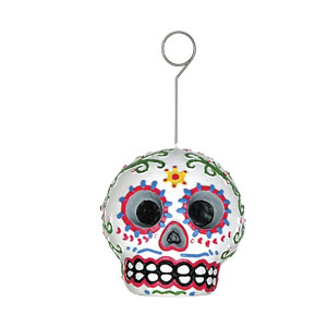 Day of the Dead Male Balloon Weight - 6oz