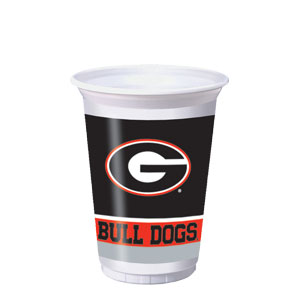 Georgia 20 oz. Cups