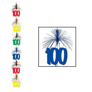 100 Firework Stringer