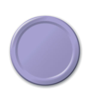 Royal Purple 7 Inch Plates