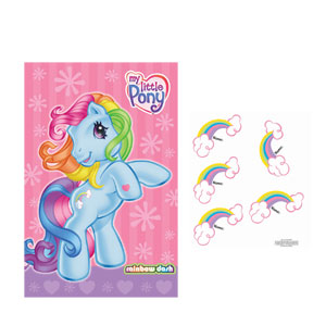 My Little Pony Party Game- 2pc