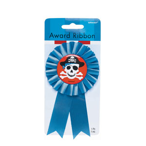 Pirate Award Ribbon