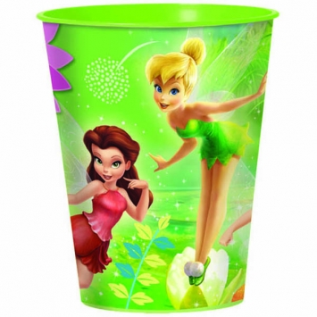 Disney Tinkerbell Favortainer- 16 oz