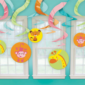 Fisher Price Hanging Swirls - 24 Inch