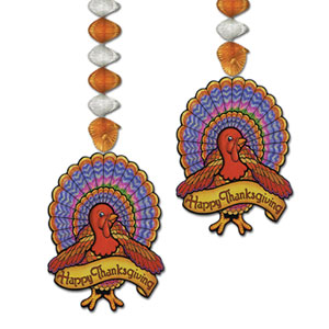 Turkey Danglers - 2ct