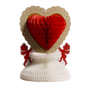 Valentine Cupid Centerpiece