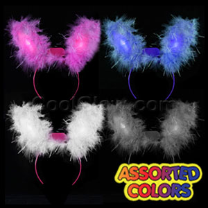 LED Bunny Ears Premium - Assorted