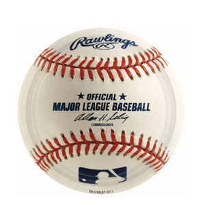 Rawlings Baseball 9 Inch Plates- 18ct