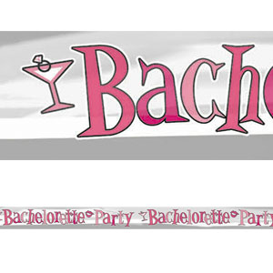 Bachelorette Party Banner- 12ft