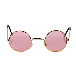 Hippy Glasses - Full Size