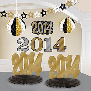 2014 New Years Decorating Kit
