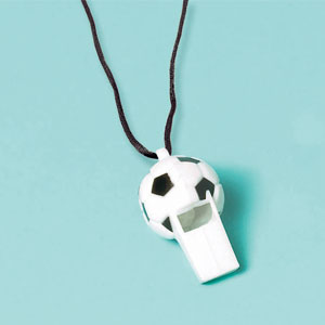 Soccer Whistle- 12ct
