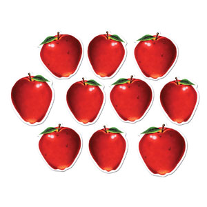 Mini Apple Cutouts
