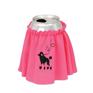 Drink Poodle Skirt - 4in