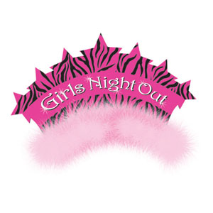Girls Night Out Tiara