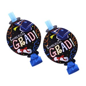 Congrats Grad Blowouts - 8ct