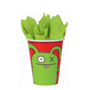 Ugly Doll 9 oz. Cups- 8ct