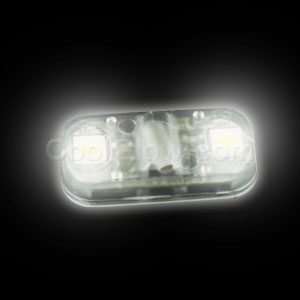 LED Motion Activated Light Chip - White
