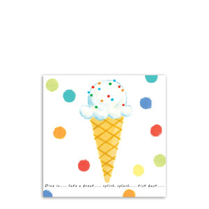Sunshine Icons Beverage Napkins- 16ct