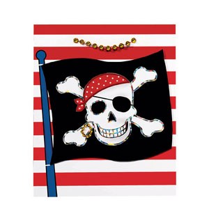 Novelty Pirate Bag