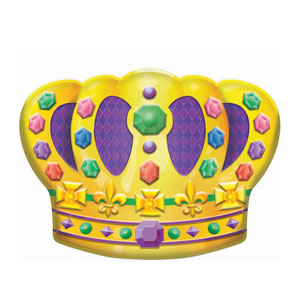 Crown 3D Decoration