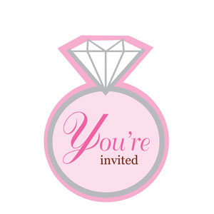 Bride to Be Invitations