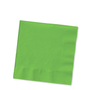 Citrus Green Luncheon Napkins