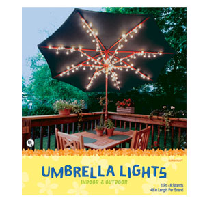 Umbrella Lights- 100ct
