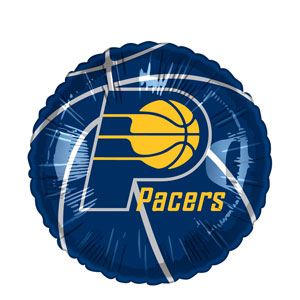Indiana Pacers Balloon- 18in