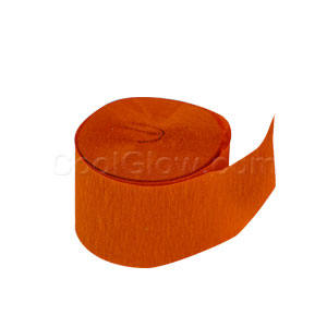 Orange Peel Crepe Paper- 81ft