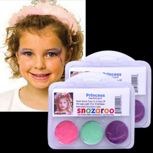 Princess Face Paint Kit