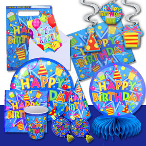 Birthday Fun Complete Party Pack