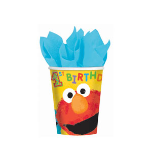 Elmo 9oz Cups - 18oz