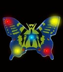 Flashing Butterfly Blinky